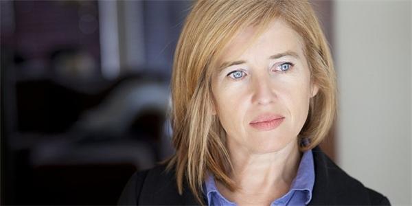 Julie Warner plná čelní Bankovní sexuální obtěžování